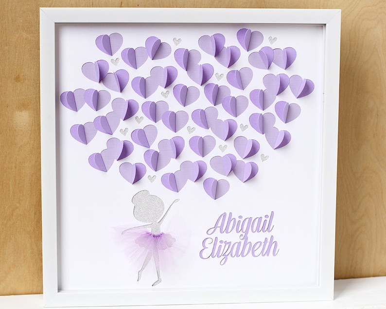 Baby Shower Guest Book Keepsakes, Memory Books