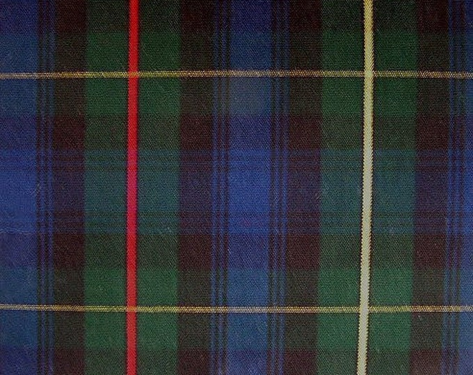 Custom Made Dinner Napkins Set of 4 Wedding Banquet Stewart Hunting Tartan Black Watch Plaid McDonald Many More Patterns