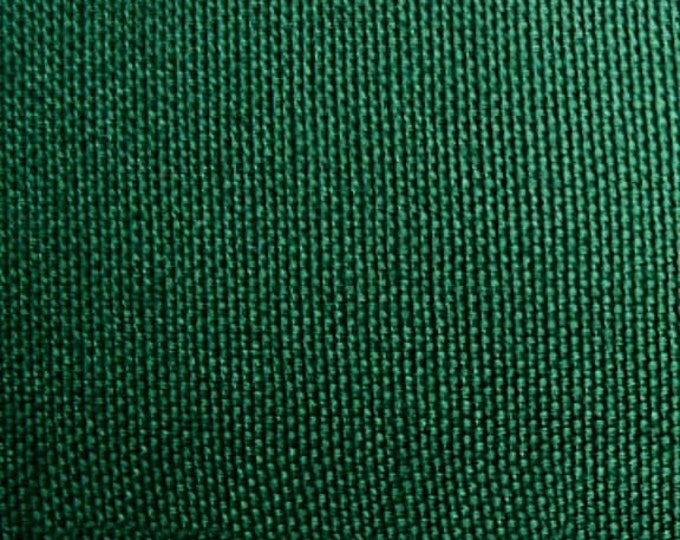 Green Cotton Canvas Fabric Duckcloth Apparel Upholstery Slipcovers Crafts