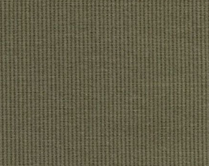 BEDFORD CORD Sanded Corded Cotton MOSS Upholstery Apparel Fabric Corduroy