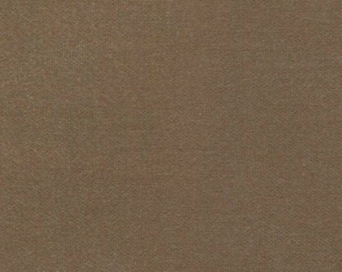 Field Tan Waxed Oilcloth Cotton Canvas Duck Oilskin Fabric For Apparel Upholstery Outdoors Crafts