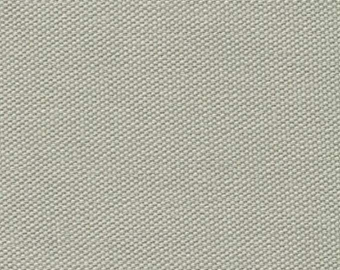 Organic Cotton Duck Canvas Fabric STONE For Apparel Home Decor Crafting