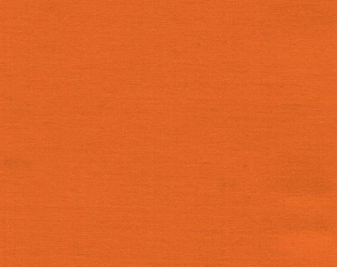 10 Yard Roll Orange Heavy Waxed Cotton Fabric Canvas Oilcloth Duck For Apparel Bags Outdoor Gear Tents
