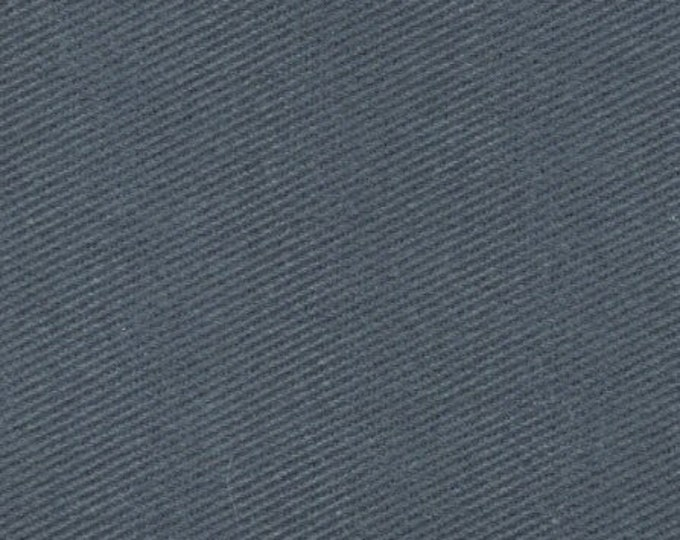 Waxed Twill Fabric Extra Heavy SLATE Oilcloth Oilskin Cotton For Apparel Bags Outdoor Gear Tents Horse Blankets