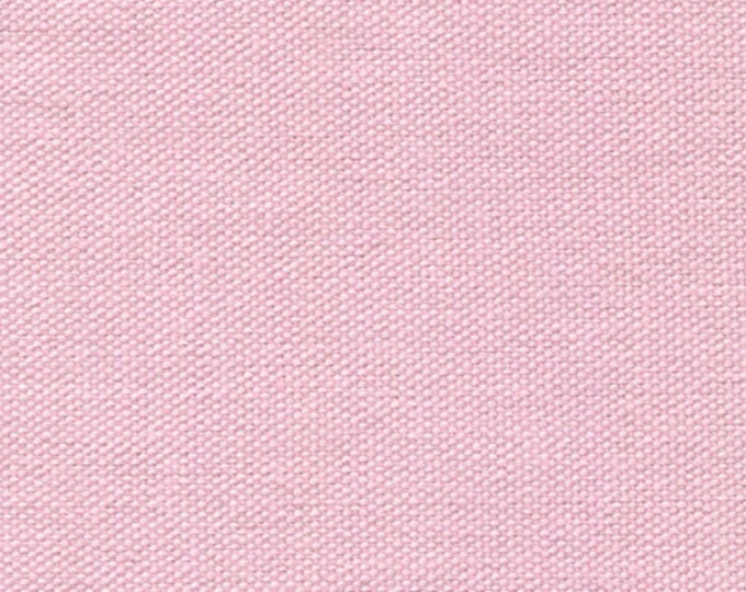 Light Pink Cotton Canvas Duck Fabric Apparel Upholstery Slipcovers Crafts