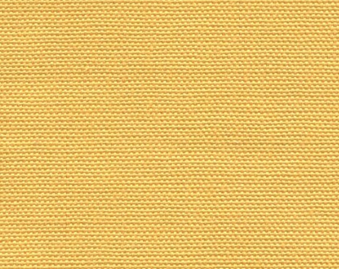 Yellow Organic Canvas Fabric Cotton Duck For Upholstery Home Decor Crafts Apparel
