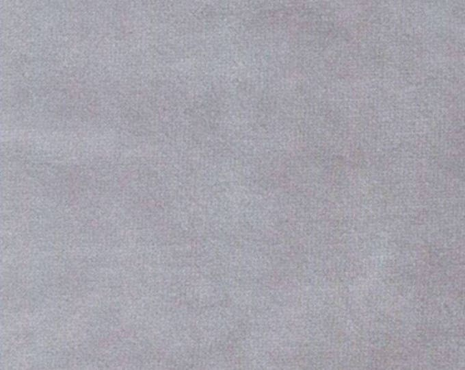 Gray Washable Velvet Fabric Multipurpose Drapery Apparel Home Decor