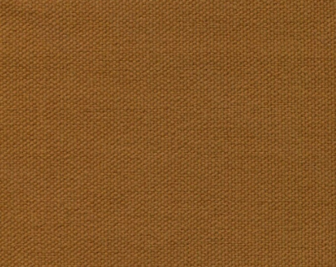 Carhartt Brown Cotton Canvas Fabric Carmel Duck Apparel Upholstery Slipcovers Crafts
