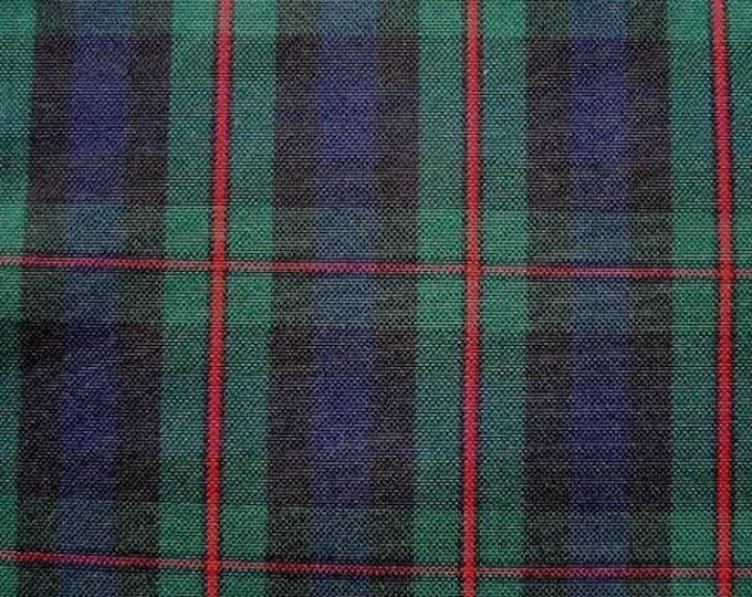 Custom Made Holiday Tablecloth Any Size or Shape Christmas Plaid Royal Stewart Black Watch Tartan More Patterns