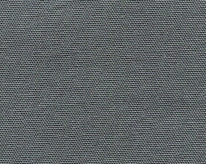 Heavy Canvas Fabric #10 Duck Gray Upholstery Bench Duckcloth WATER STAIN RESISTANT