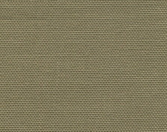Organic Cotton Canvas Fabric KHAKI Duckcloth Apparel Home Decorating Crafting Duck