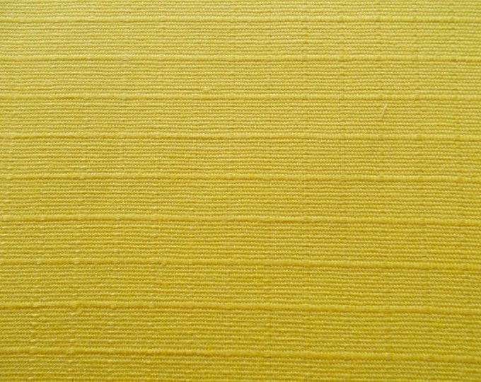Yellow Cotton Ripstop Fabric 50 Yard Roll Apparel Outdoor Gear Crafts Rip Resistant Multipurpose