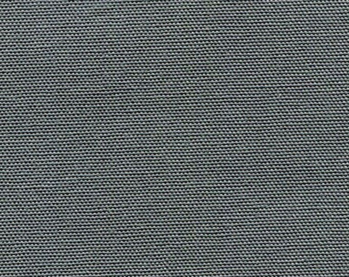 Dark Gray Cotton Canvas Fabric Apparel Upholstery Slipcovers Duckcloth
