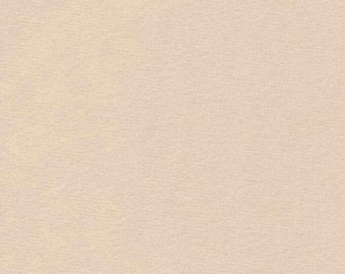 SANDY BLONDE Washable Velvet Fabric Multipurpose UPHOLSTERY Apparel Home Decor