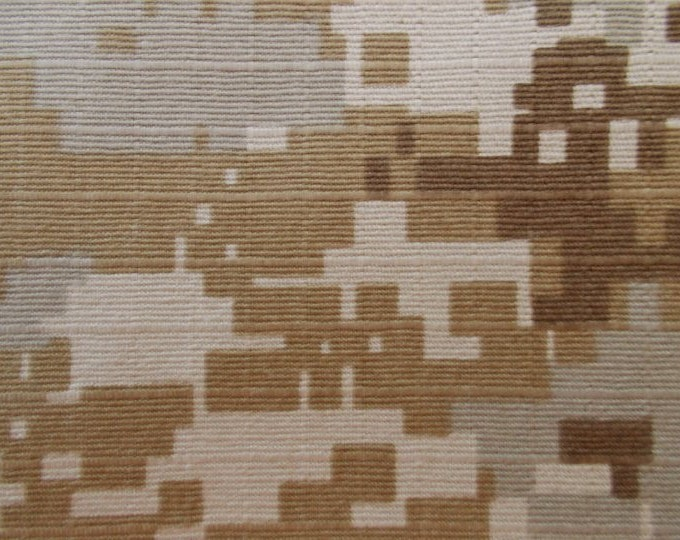Cotton Camouflage Fabric Ripstop Army Uniform Desert Military Outdoor Gear Tactical Clothing