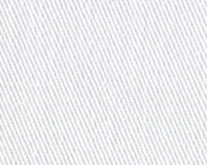 Pure White Stain Resistant Tablecloth Fabric Made Specifically For Table Linens Aprons QUALITY EASY CARE Wrinkle Free