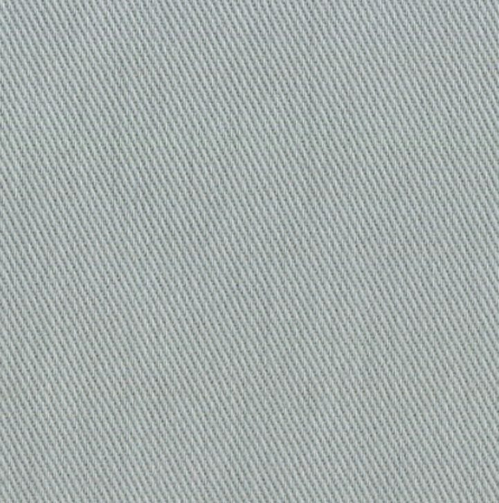 Gray Cotton Twill Fabric Soft Brushed Sanded Great For Upholstery