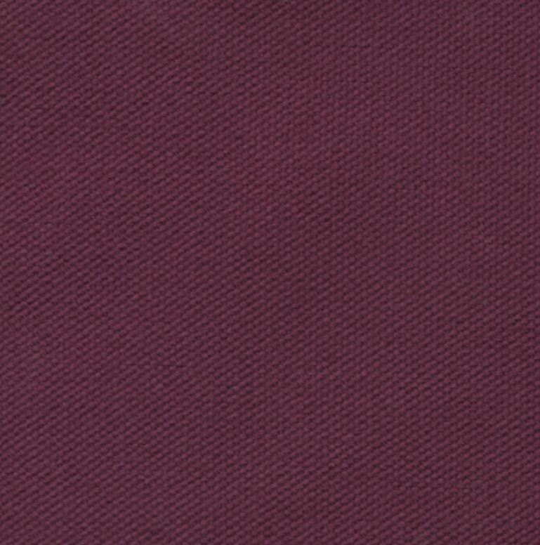 Organic Cotton Duck Canvas Fabric Plum Wine For Upholstery Apparel Bags