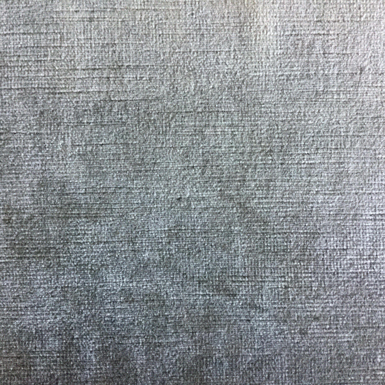 1 Yards Beautiful Heavy Taupe Gray Velvet Upholstery Fabric
