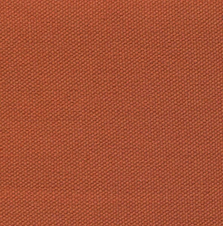 Organic Cotton Fabric Sweet Potato Orange Canvas Upholstery Bags
