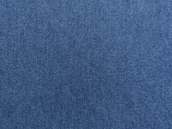 Heavy Denim Fabric Medium Wash Cotton Made In Usa Slipcovers