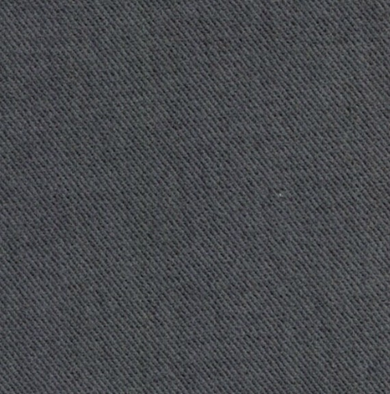 Graphite Gray Fabric Brushed Cotton Twill Upholstery Slipcover Etsy