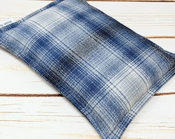 Flannel Heating Pad, Microwave Heat Pack, Corn Bags, Hot Cold Sport Therapy, Migraine Headache, Relaxation Gift, Muscle Aches, Dorm Room