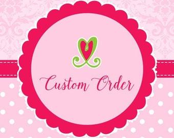 Custom Order Listing for btnelsons