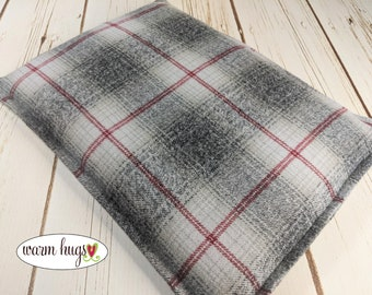 Large Flannel Warm Hug Microwave Corn Heating Pad, Cabin Bed Warmer, Relaxation Gift, Heat Pack, Hot Cold Therapy, Gift For Him, Dorm Room