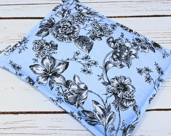 Flannel Heating Pad 9x11, Microwave Heat Pack, Corn Bag, Hot Cold Sport Therapy, Migraine Headache, Comfort Relaxation Gift, Muscle Aches
