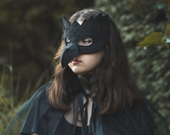 Nevermore the Raven Mask