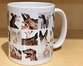 Greyhound Mug #4