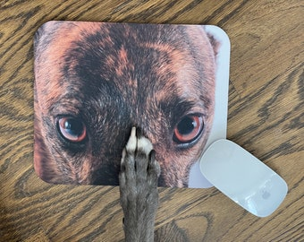 All About the Eyes Mousepad #4