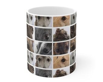 Greyhound Mug #1