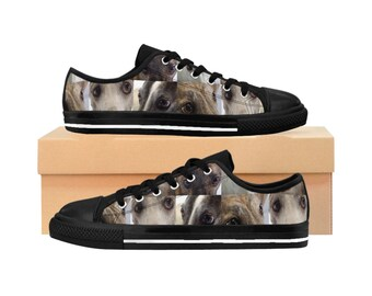 Women's Greyhound Low-Top Sneakers #1