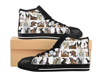 Women's Greyhound High-top Sneakers #2