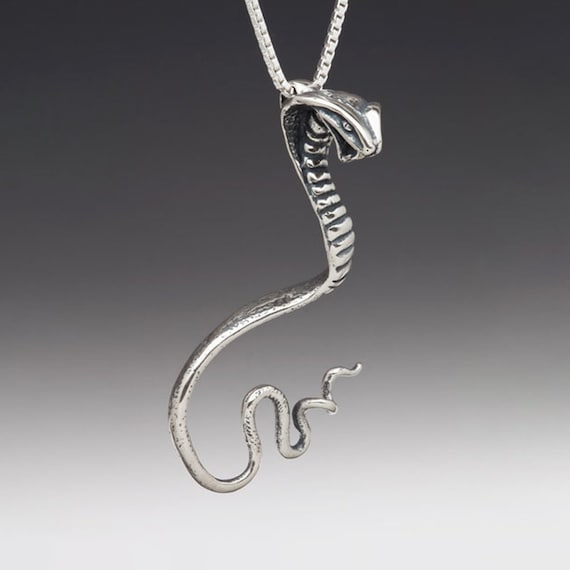 UK Jewellery 10 Pieces Silver Snake Necklace Pendant Locket Chains 18 inch