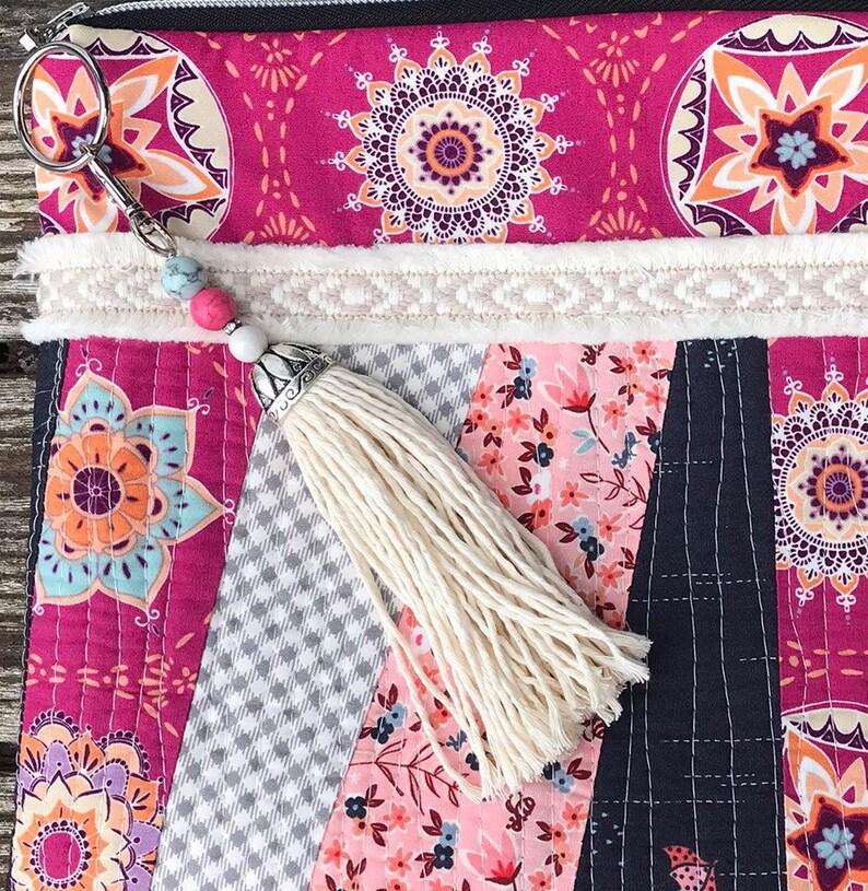 Paper pattern Tassel Making Instructions