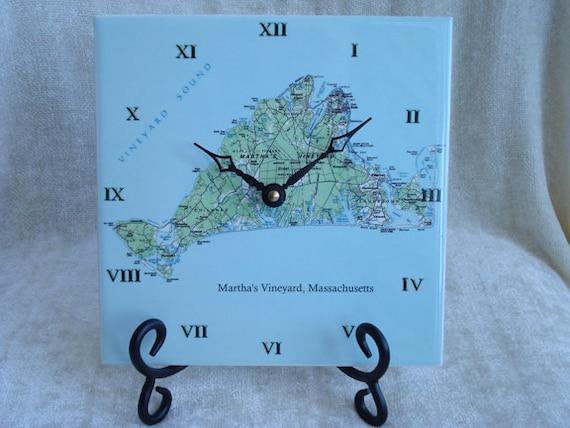 Duxbury Bay Tide Clock Etsy