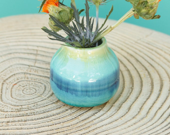 boho bud vase // small vase // mommy vase // little bud vase // flower vase