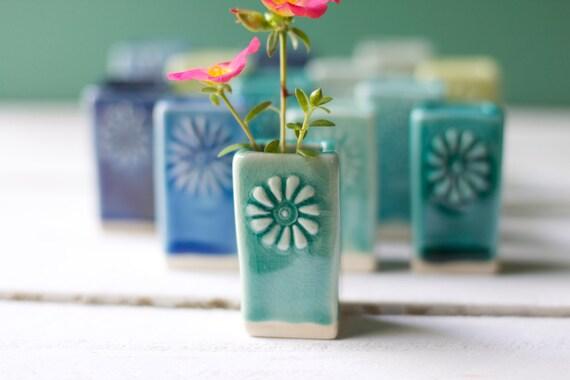 Porcelain Bud Vase Wedding Favors Etsy