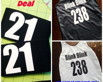 54b9009ce Reversible Jersey (Women s and Men s) and armband Set
