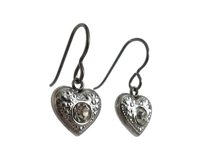 Dainty dangle earrings