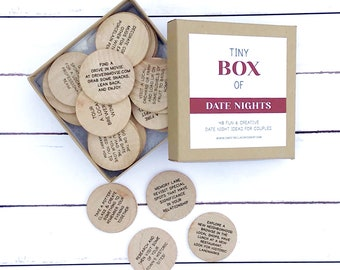 Date Night Cards Etsy