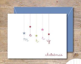 Christmas Cards, Holiday Cards, Christmas Card Set, Holiday Greeting Cards, Christmas Greeting Cards, Boxed Set