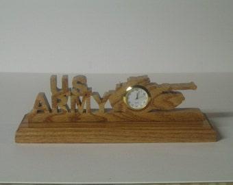 Army Clock