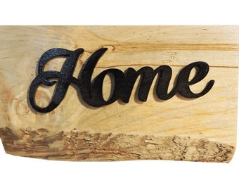 Home Wall Hanging Sign - In Stock Ready To Ship.