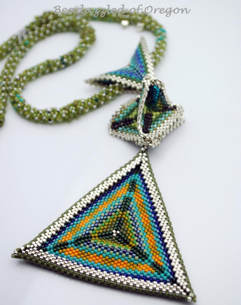 Triangle Bangle image 0