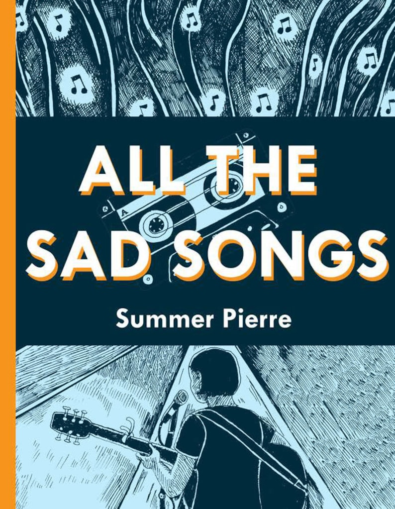 All The Sad Songs signed copy image 0