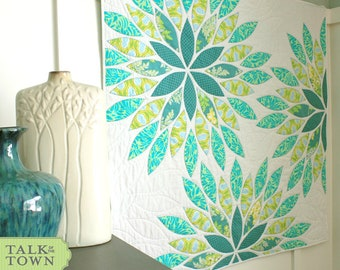 Sea Glass ALL SIZES Quilt